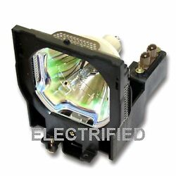 SANYO POA LMP72 POALMP72 LAMP IN HOUSING FOR PROJECTOR MODEL PLVHD10
