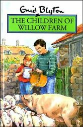 The Children Of Willow Farm Rewards By Blyton, Enid Hardback Book The Fast