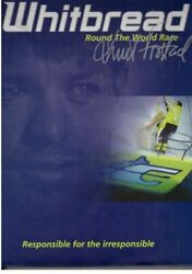 Whitbread Round The World Race.responsible For The Irrespnsible By Knut Frostad