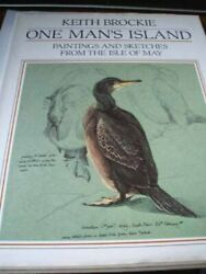 One Manand039s Island Paintings And Sketches From The ... By Brockie Keith Hardback