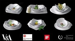 Rosenthal - A La Carte Serv Dishes 48 Pieces For 12 Persons 6 Shapes - Dealer
