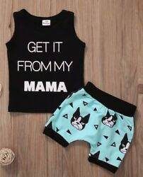 Adorable Boston Terrier Baby Outfit!