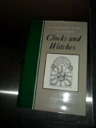 Clocks And Watches Antique Collectors' Guides By Smith, Alan Hardback Book The