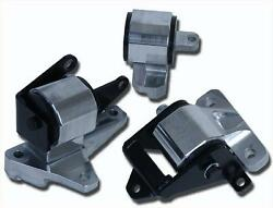 Hasport Swap Engine Mount Kit For 96-00 Civic H22a F22a H22 / 70a Bushings
