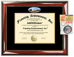 Grambling State University Diploma Frame campus photo GSU Degree Certificate