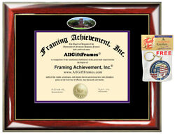 Hardin-Simmons University Diploma Frame Campus HSU College Degree Certificate