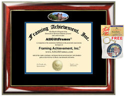 Millikin University Diploma Frame campus photo College Degree Certificate Gift