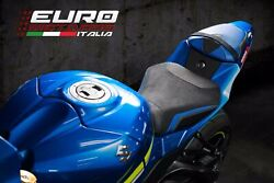 Luimoto Team Tec-grip Seat Covers Front And Rear For Suzuki Gsxr 1000 17-18 /abs/r