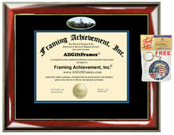 Seton Hall University Diploma Frame campus photo College Degree Certificate Gift