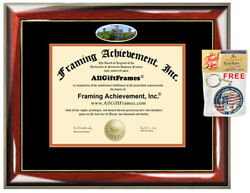 Syracuse University Diploma Frame campus photo College Degree Certificate Gift