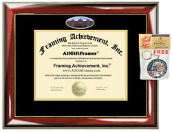 Tiffin University Diploma Frame campus photo College Degree Certificate Gift
