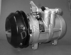 RE12514 DENSO AIR CONDITIONING AC COMPRESSOR JOHN DEERE TRACTOR OE QUALITY