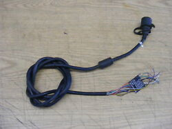 Yamaha Outboard Engine Cable Harness Extension 12-pin Wire 250v Color Code