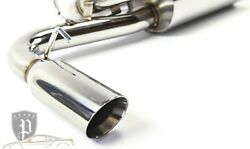 Pride Acura Nsx 1991-2005 Light Weight Catback Exhaust System Only Weighs 8.8 Kg