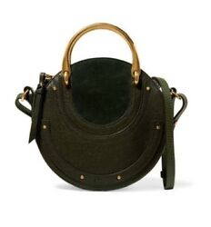 NWT Authentic Chloe Pixie Bag Green