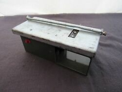 Battery Powered Toy Planer Rosko For Parts Or Repair