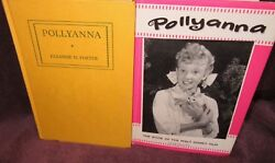 Pollyanna - Eleanor H. Porter. 1964 A And R Hbdj Hayley Mills Wow Rare In Melb