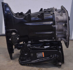 Mercury Outboard Verado 2011 175hp Complete Midsection W Transom Brackets 2383