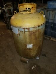 1000# Capacity Refrigerant Recovery Cylinder -Tare Weight 312#