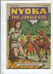Nyoka The Jungle Girl 14 - The Mad Witch Doctor - 4.5 1947