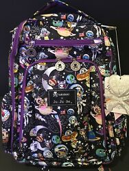 NWT Jujube Tokidoki Space Place SP Be Right Back BRB Backpack Diaper Bag Complet