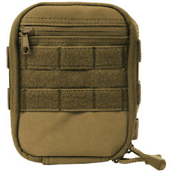 Condor Sidekick Utility Pouch Military Combat Molle Webbing Holder Coyote Brown