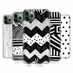Head Case Designs Bnw Doodle Soft Gel Case And Wallpaper For Apple Iphone Phones