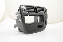 JDM Honda EK Civic Carbon Fibre EK4 SiR Auto Climate Control AC Dash Surround