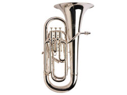Brand New Adams E1 Euphonium Selected Model in Silver Plate! Beautiful Horn!