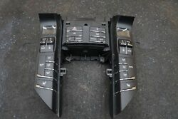 Climatronic Climate Control Switch Panel 95865310204 Porsche Cayenne 958 2011-16