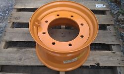 New 16.5x9.75x8 Wheel For 4x4 Case 580 Backhoe-fits 12x16.5 Tire-super M And L 4wd