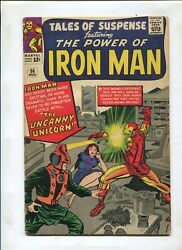 Tales Of Suspense 56 5.0 1st Appearance Of The Unicorn