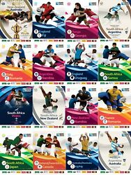 Rugby World Cup 2015 Programmes Matches 25 To 48 Rwc Programmes Including Final