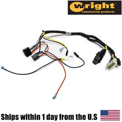 Genuine Oem Wright Commercial Mower Harness Upper Electric 53490004