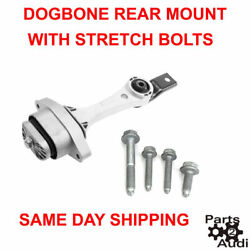 Engine Motor Mount Rear Dogbone 98-06 Volkswagen Beetle Golf Jetta Tt
