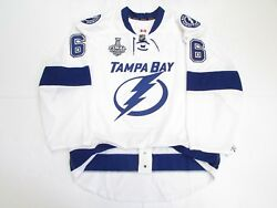 Tampa Bay Lightning Any Name / Number 2015 Stanley Cup Reebok Edge 2.0 Jersey