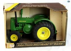 Awesome 1953 John Deere Model D Tractor Farm Toy Truck With Original Box