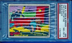 1936 R60 G - Men And Heroes 89 The Flight Of The Black Duck Psa 8 Pop 1