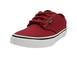 Atwood Canvas Red Chili Pepper Shoes Youth Boys Lace Up Sneakers 0ki514a
