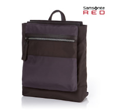 Samsonite RED 2018 RIVERE Women Backpack 12.5 Laptop Organizer 32x36cm Dark Grey