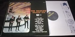 The Beatles Hottest Hits Lp Parlophone Pmcs 306 Orig. First Press 1965 Sweden