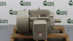 40hp 1200rpm - Siemens 1le23213cc112aa3 Nsnb - 40 Hp Electric Motor 1185 Rpm 364