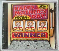 Motherand039s Day Greeting Card With Casino Software Cd