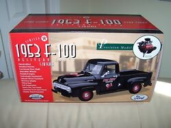 Texaco -gearbox- 1953 Ford F-100 Delivery Truck- 13502 Never Removed From Box