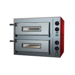 Pizza Oven Electric Pizzeria Bar 1+1 Pizzas Rs3653