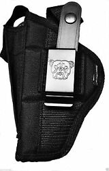 NEW Bulldog Gun holster With Extra-Magazine Pouch For Glock 1719223138