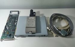 Newport Esp 6000 Motion Controllers,uzm80cc.1 Motorized Vertical Z-axis Stage