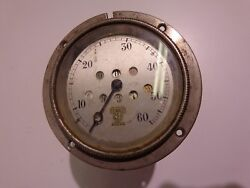 Smiths Antique Motorcycle Car Speedometer Watch