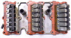 Evinrude Etec 2010 90hp Reed Plate And Valves 5005282 397336 C7-3