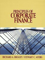 Principles Of Corporate Finance Mcgraw-hill Series In Finance